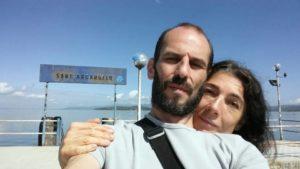 Gianfranco e Monica in Campeggio in Umbria a Sant'Arcangelo di Magione