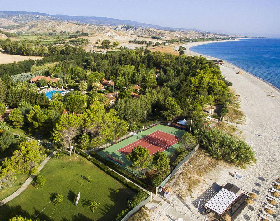 Calalandrusa Beach Resort di Guardavalle (CZ)