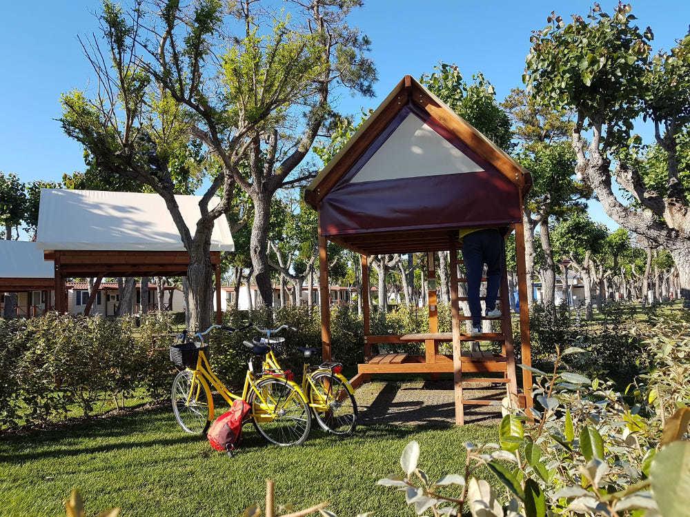 Camping Village Eurcamping Di Roseto Degli Abruzzi Te