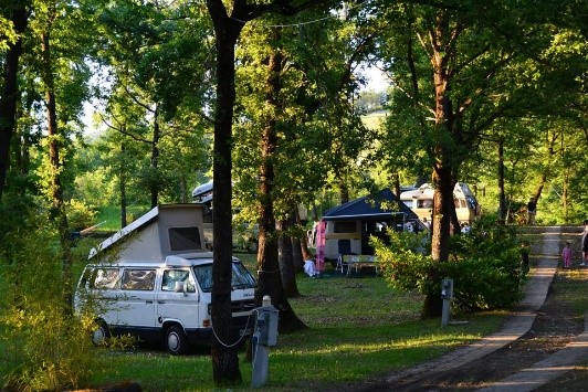 Camping Le Querce di Monzuno (BO)