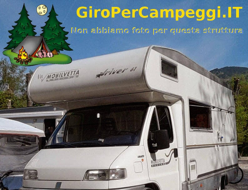 Area Camper Mondonuovo di Nardò (LE)