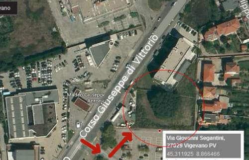 Area Attrezzata Camper Vigevano (PV)