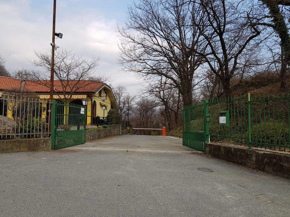Area Camper Lago Sirio di Chiaverano (TO)