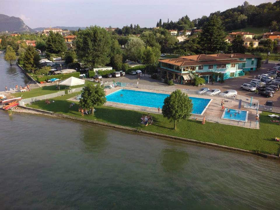 Camping Belvedere Clusane di Iseo (BS)