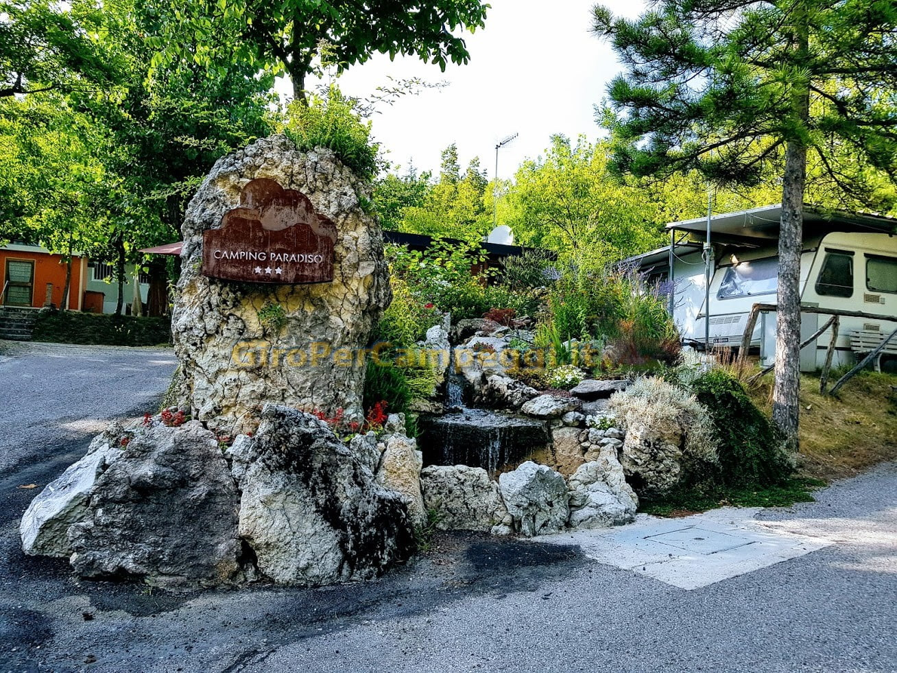 Camping Paradiso di Carpegna (PU)