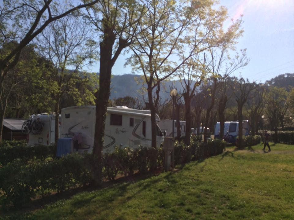 Camping Pian di Picche di Levanto (SP)