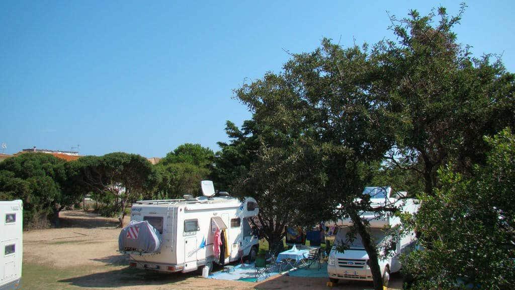 Area Camper Oasi Gallura di Aglientu (OT)