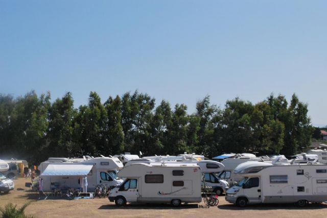 Area camper trinacria di terme vigliatore giro per campeggi - Sosta camper bagno di romagna ...