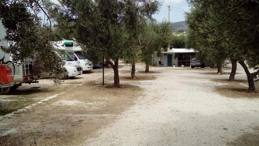 Area Camper da Francesco di Mattinata (FG)