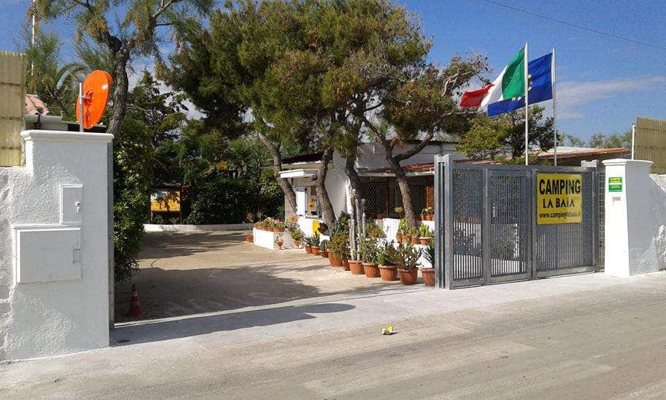 Camping Della Baia di Giovinazzo (BA)