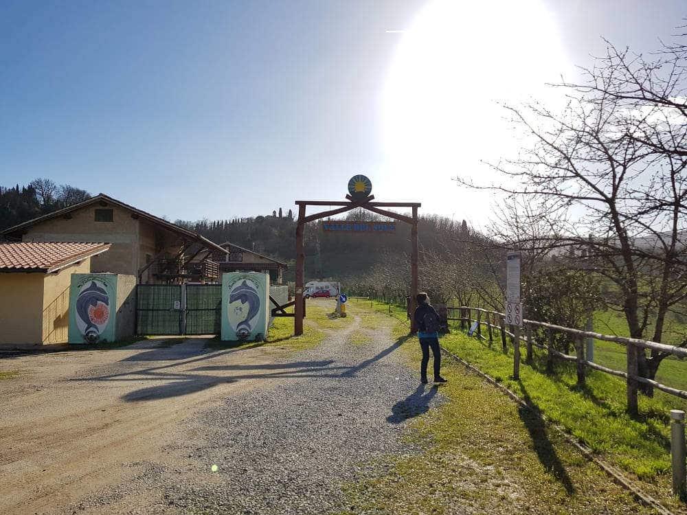 Agri Sosta Camper Valle del Sole di Figline e Incisa Valdarno (FI)