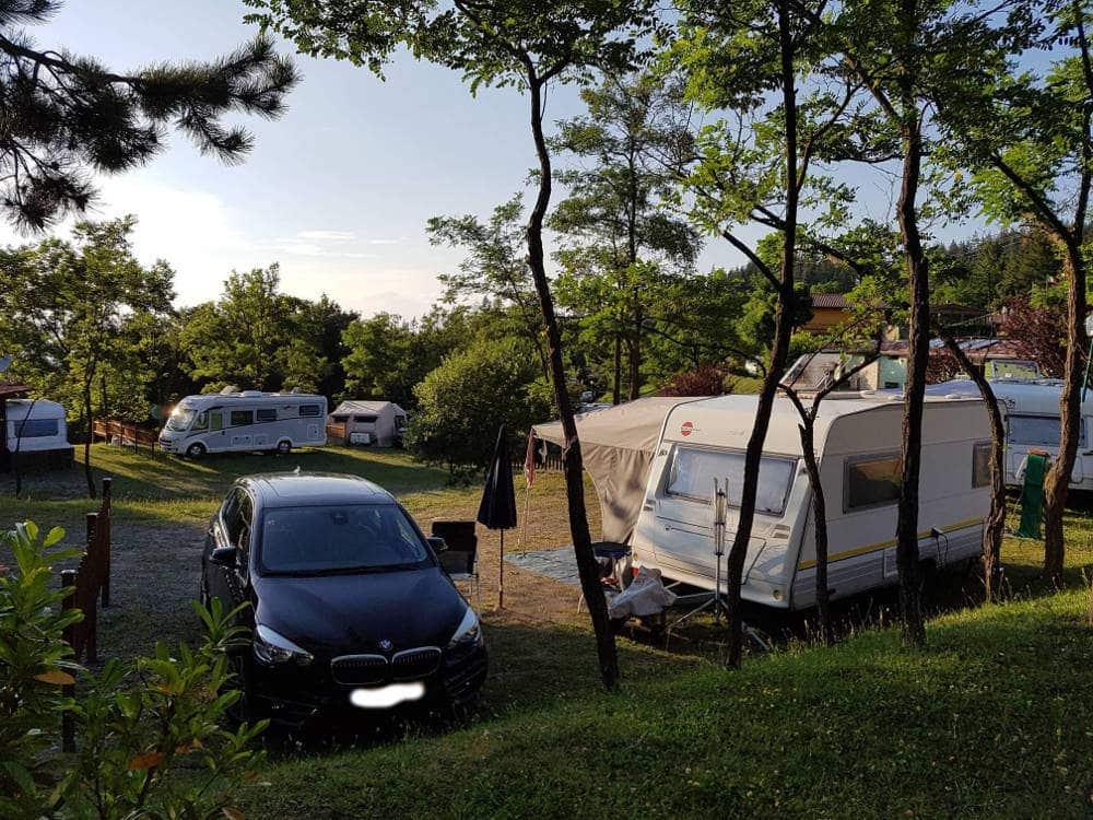 Camping La Futa di Firenzuola (FI)