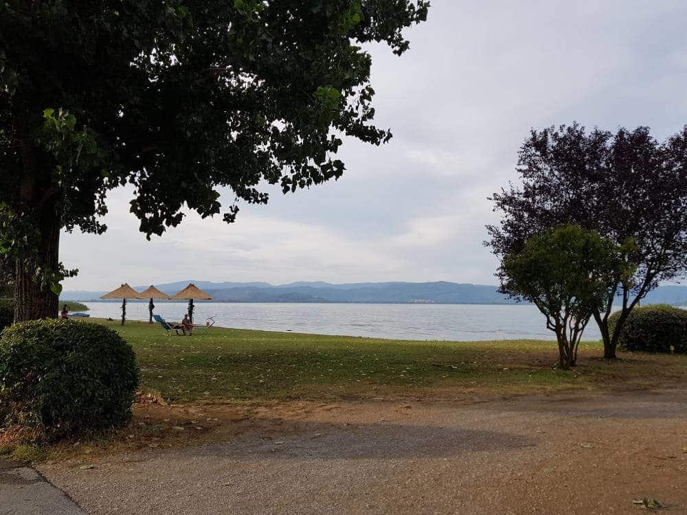 Camping Listro di Castiglione del Lago (PG) - Lago