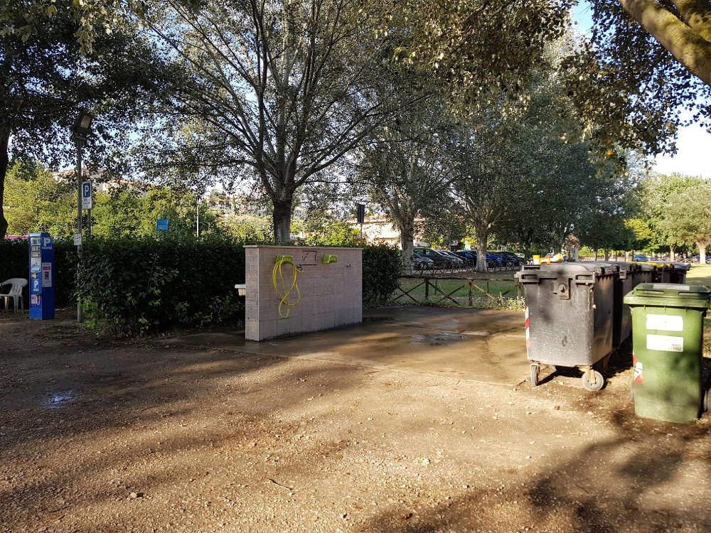 Camper Parking Castiglione del Lago (PG) - zona cs