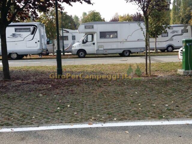Area Camper Piazzale Caio Mario di Torino (TO)