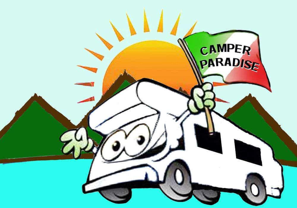 Area Attrezzata Camper Paradise di Toirano (SV)