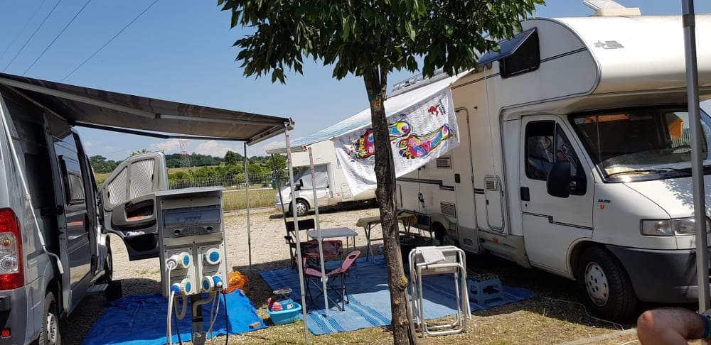 Area Camper Bilancino di Barberino di Mugello (FI)