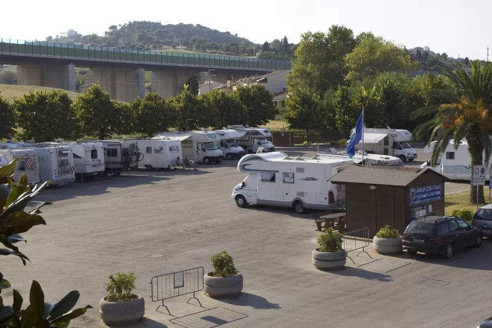 Area Camper Porto Potenza Picena (MC)