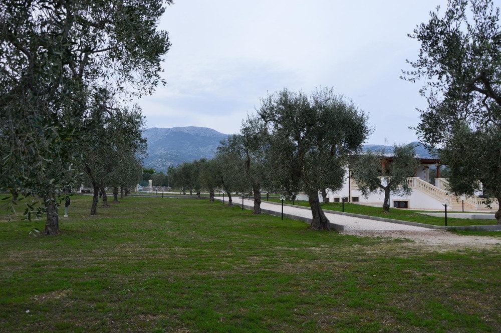 Area Sosta Camper ASD Turistica Santamaria di Monte Sant'Angelo (FG)