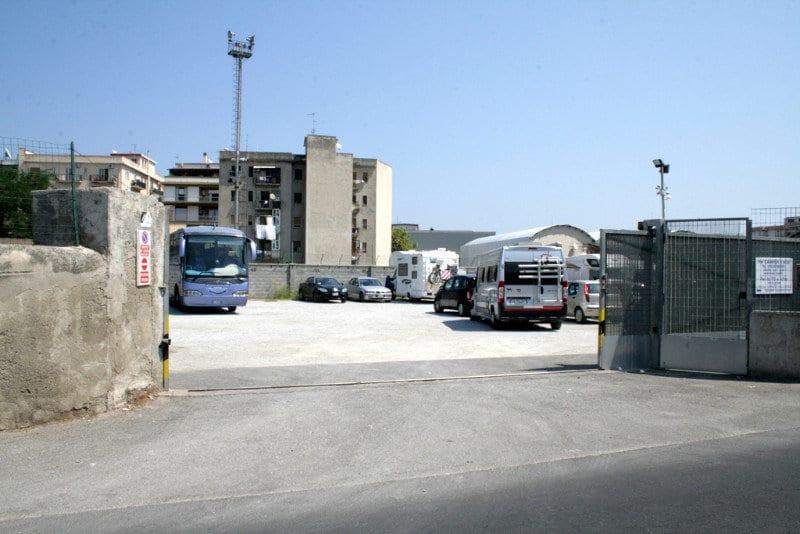Area Attrezzata Camper a Milazzo (ME)