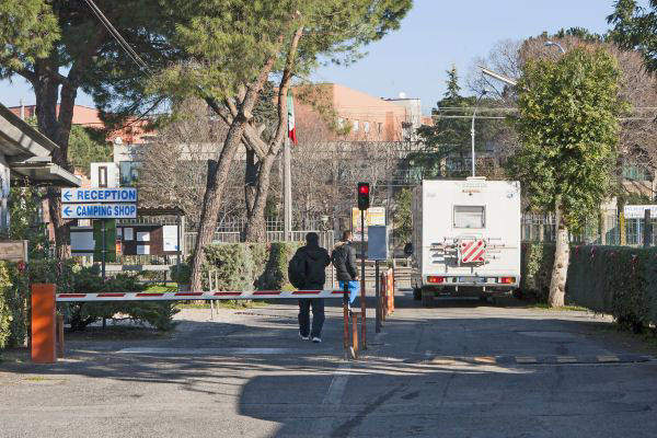 Area di Sosta Camper LGP di Roma (RM)