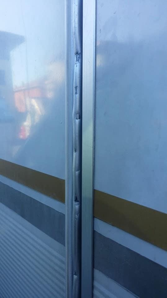 Ladri in camper e danni tanti danni giro per campeggi for Telaio porta