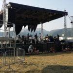 Palco Principale del Montelago Celtic Festival