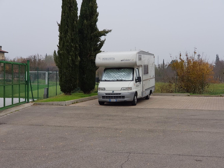 Area Sosta Camper Arezzo (AR)