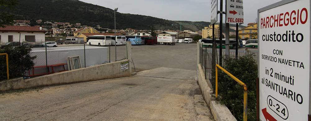 Parcheggio San Francesco a San Giovanni Rotondo (FG)