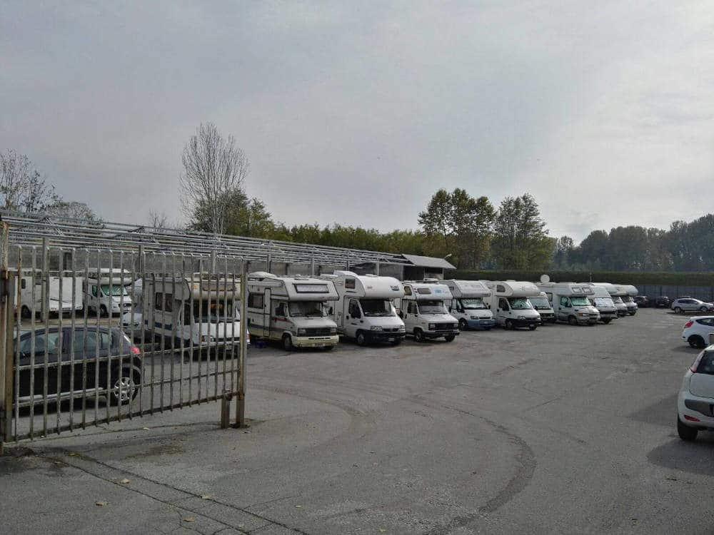 Parcheggio del Borgo Lucca (LU)