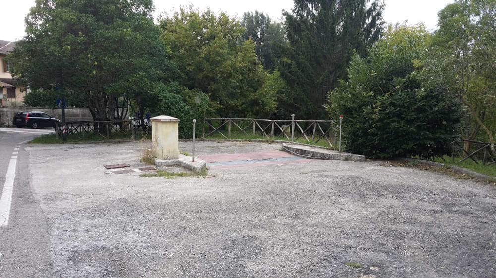 Area Attrezzata Camper San Gemini (TR) - camper service