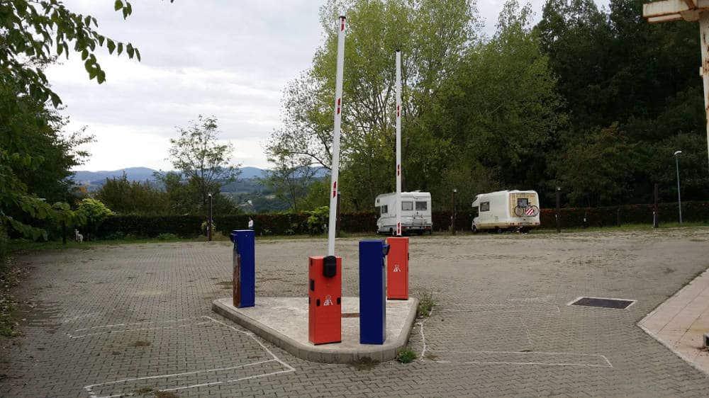 Area Attrezzata Camper San Gemini (TR)