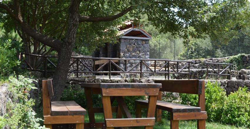 Mons Gibel Camping Park di Belpasso (CT)
