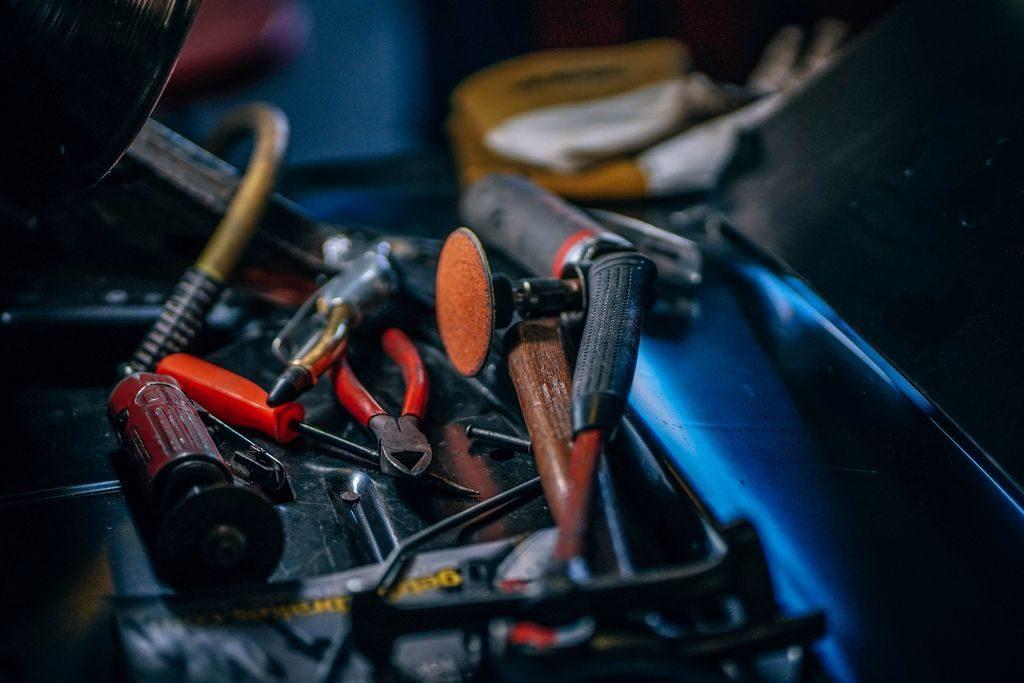 Lavare il camper – Come eliminare le righe nere