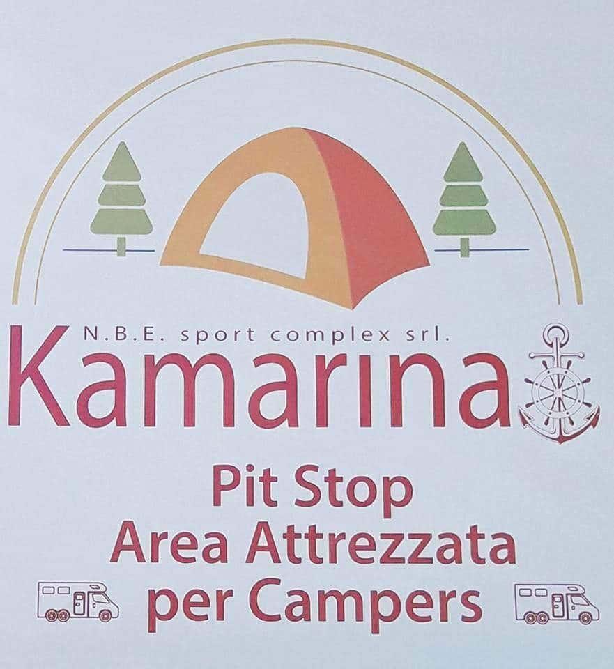 Area Attrezzata Camper Kamarina Pit Stop di Scoglitti (RG)