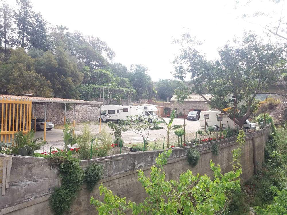Area Sosta Camper Sant'Antonio a Taormina (ME)