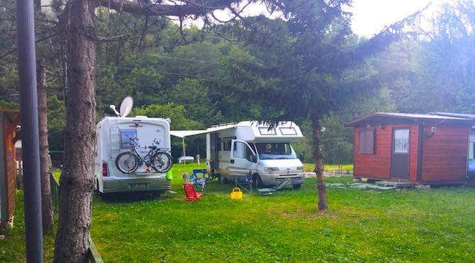 Camping del Sole Roccaraso (AQ)