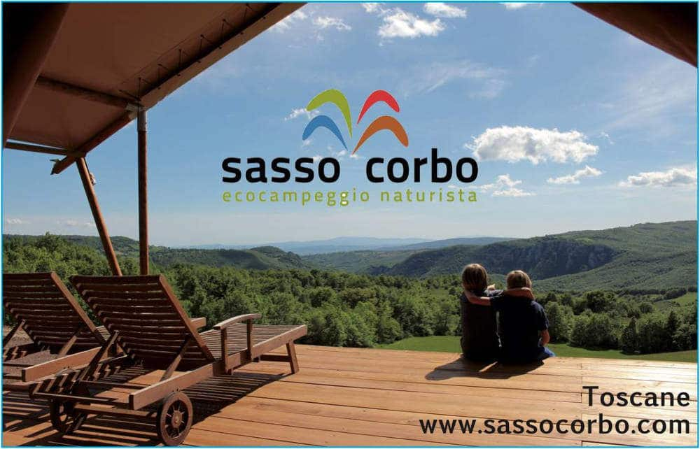Ecocamping Naturista Sasso Corbo Semproniano (GR)
