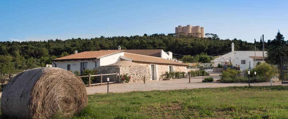 Area Camper Agriturismo Montegusto Andria (BT)
