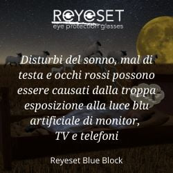 Reyeset Blue Block