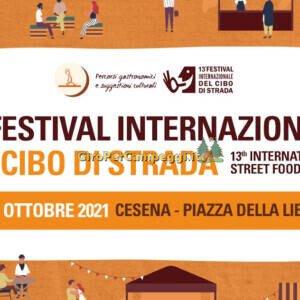 Festival del Cibo di Strada a Cesena (FC)
