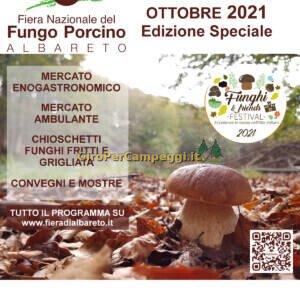 Fiera Nazionale del Fungo Porcino di Albareto (PR)