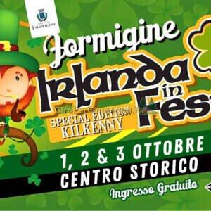 Irlanda in Festa a Formigine (MO)