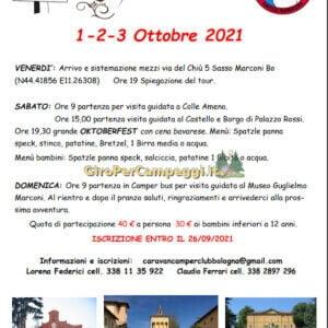 Raduno: Oktoberfest di Arcer Sasso Marconi (BO)