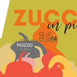 Zucca in Piazza a Piozzo (CN)