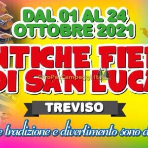Antiche Fiere di San Luca a Treviso (TV)