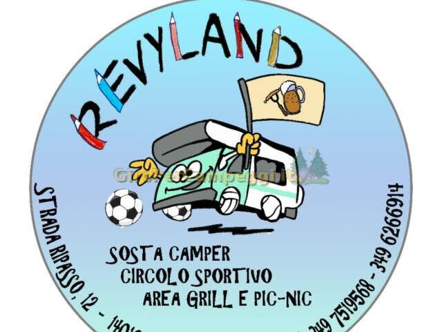 Area Sosta Camper Revyland Revigliasco D'asti (AT)