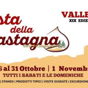 Festa della Castagna di Vallerano (VT)
