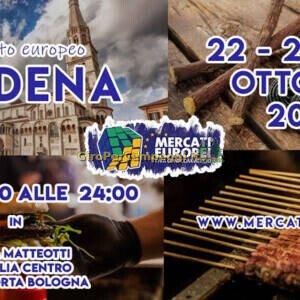 Mercato Europeo a Modena (MO)