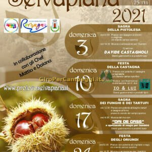 Ottobre a Selvapiana di Bagno di Romagna (FC)